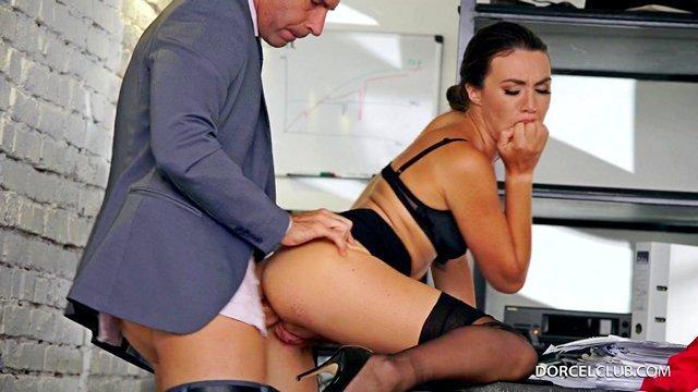 Порно секретарж смотреть видео