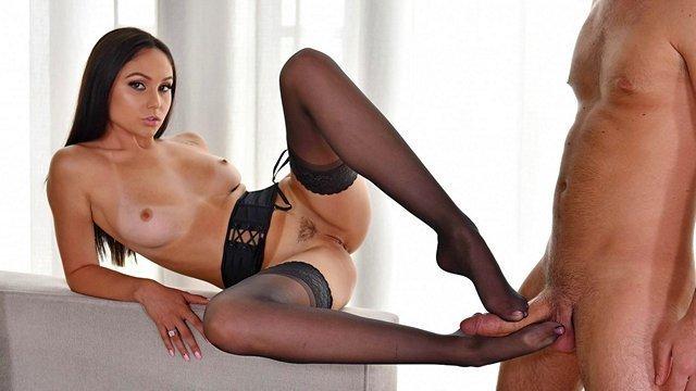 Порно ножки видео