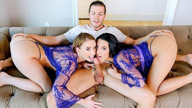 Порно соревнования по минету онлайн бесплатно