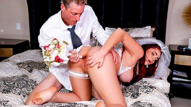 Порно Рисунки Невесты