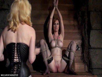 Порно бондаж в цепях — img 10
