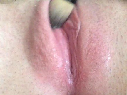 Видео подборка клиторального оргазма 10