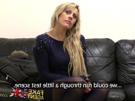 Жесткое порно кастинг видео — photo 15